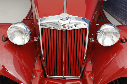 1952 MG TD 1,25 Roadster  For Sale (picture 5 of 6)