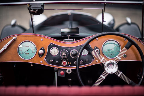 1946 MG TC Completely Restored  For Sale (picture 4 of 6)