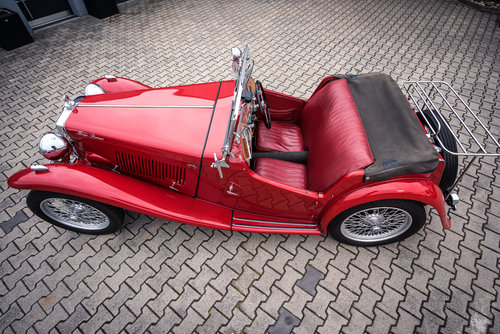 1947 MG TC Supercharged For Sale (picture 2 of 6)