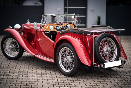 1947 MG TC Supercharged For Sale (picture 3 of 6)