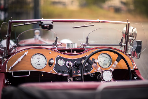 1947 MG TC Supercharged For Sale (picture 6 of 6)
