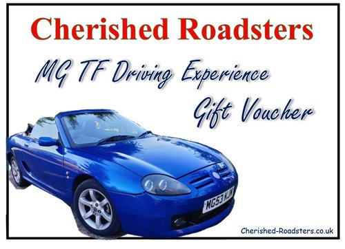 Classic Car Gift Vouchers - Stunning MGs For Sale (picture 4 of 5)