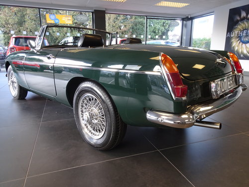 1964 Pristine MGB Roadster O/D. Reg. 707 EBX For Sale (picture 2 of 6)