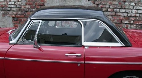 1966 OLDER BUT FULLY RESTORED MGB - ALL DOCUMENTED SOLD (picture 4 of 6)