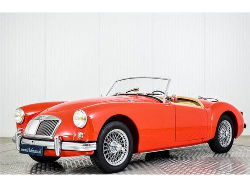 1959 MG A MGA 1500 Roadster For Sale (picture 1 of 6)