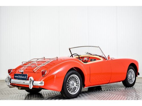 1959 MG A MGA 1500 Roadster For Sale (picture 2 of 6)