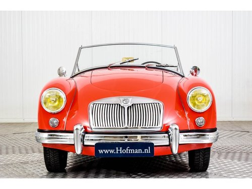 1959 MG A MGA 1500 Roadster For Sale (picture 3 of 6)