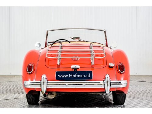 1959 MG A MGA 1500 Roadster For Sale (picture 4 of 6)