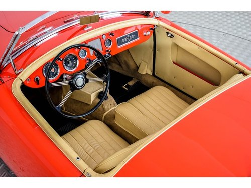 1959 MG A MGA 1500 Roadster For Sale (picture 5 of 6)