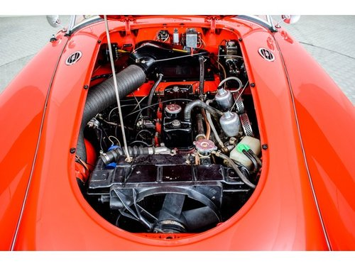 1959 MG A MGA 1500 Roadster For Sale (picture 6 of 6)