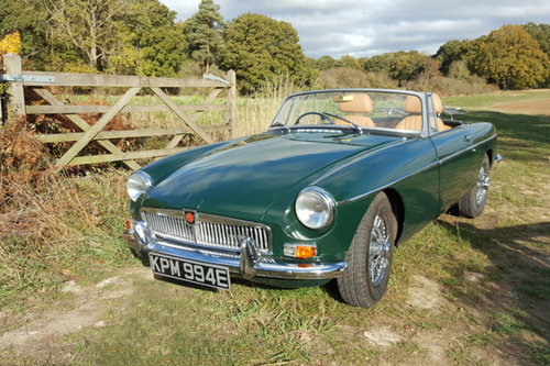 MGB Hire | rent an MGB Roadster in the Cotswolds| self-drive For Hire (picture 1 of 3)