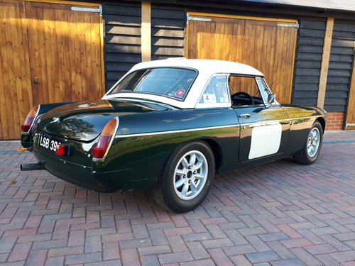 1964 MGB FIA HISTORIC RALLY CAR For Sale (picture 3 of 6)