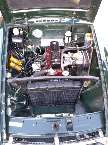 1964 MGB FIA HISTORIC RALLY CAR For Sale (picture 4 of 6)