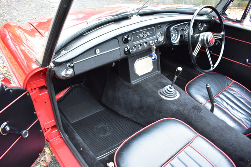 Mgb roadster 1965 Heritage Shell Last Owner 36 Years For Sale (picture 3 of 6)