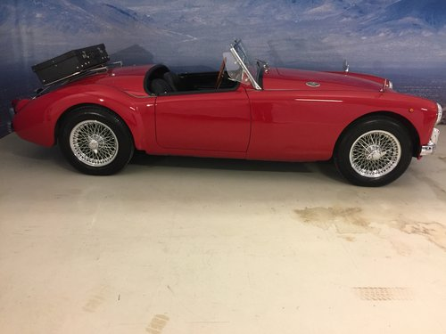 1959 MG A 1.5 Roadster  SOLD (picture 3 of 6)
