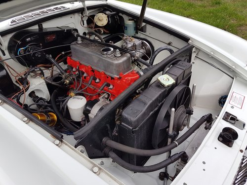 1971 MGB Roadster, Heritage Shell, 1950 cc SOLD (picture 6 of 6)