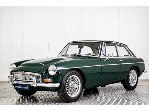 1969 MG C MGC GT 3000 For Sale (picture 1 of 6)
