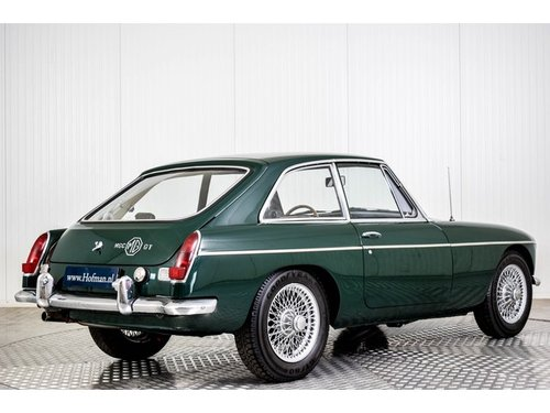 1969 MG C MGC GT 3000 For Sale (picture 2 of 6)