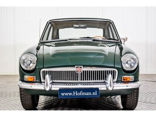 1969 MG C MGC GT 3000 For Sale (picture 3 of 6)