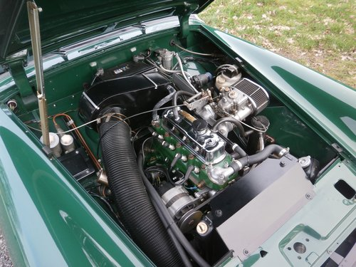 1971 Downton supplied and modified 1275cc MG Midget SOLD! For Sale (picture 2 of 6)