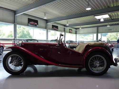 1949 Neuwertiger und komplett revidierter TC For Sale (picture 2 of 6)