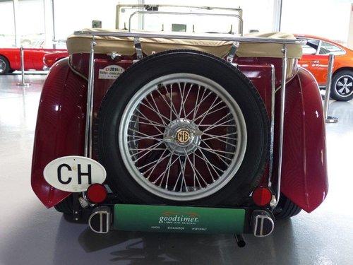 1949 Neuwertiger und komplett revidierter TC For Sale (picture 3 of 6)