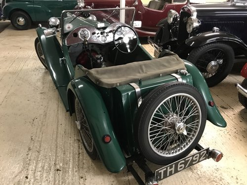 1936 MG PB Midget - 85% Restored... SOLD (picture 4 of 6)
