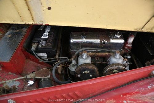 1954 MG TF Right Hand Drive For Sale (picture 4 of 6)