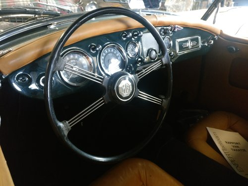 1960 MG A 1600 Roadster For Sale (picture 6 of 6)