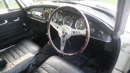 1962 MGA Coupe MKII 1600 SOLD (picture 6 of 6)