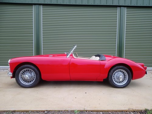 1959 MGA 1600, Fitted 1840 cc Fast Road Engine For Sale (picture 2 of 6)