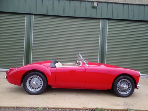 1959 MGA 1600, Fitted 1840 cc Fast Road Engine For Sale (picture 4 of 6)