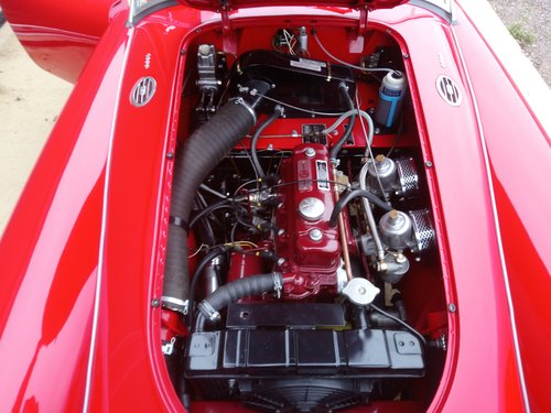 1959 MGA 1600, Fitted 1840 cc Fast Road Engine For Sale (picture 6 of 6)