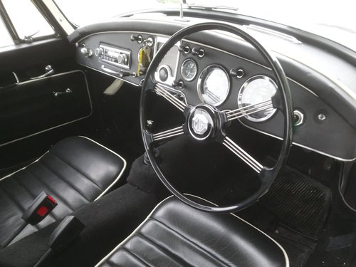 1957 MGA 1500 Coupe SOLD (picture 5 of 6)