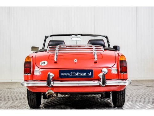 1973 MG B MGB 1950cc Overdrive Heritage body For Sale (picture 4 of 6)