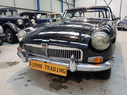 1966 MG MGB Matching Numbers Car by Firma Trading Australia For Sale (picture 1 of 6)
