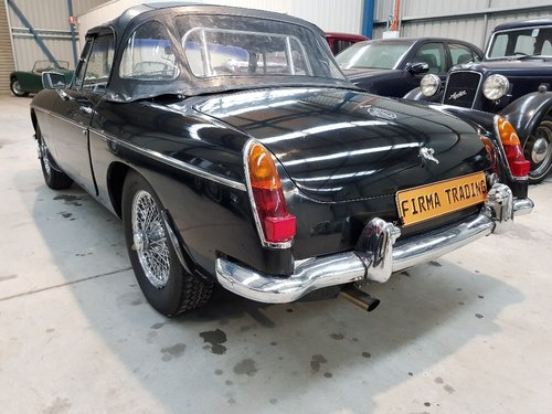 1966 MG MGB Matching Numbers Car by Firma Trading Australia For Sale (picture 2 of 6)