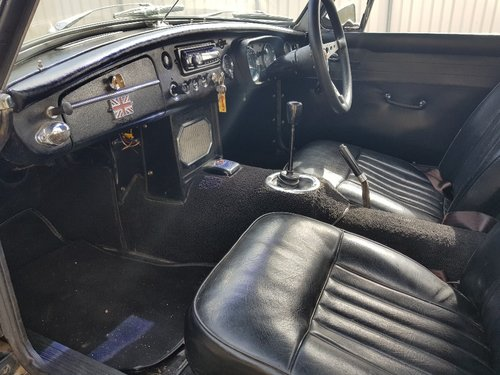1966 MG MGB Matching Numbers Car by Firma Trading Australia For Sale (picture 4 of 6)