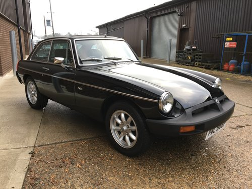 1976 MG B GT V8 SOLD (picture 2 of 6)
