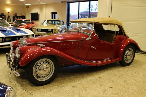 1954 MG TF 1500 - Full Restoration just completed SOLD (picture 2 of 6)