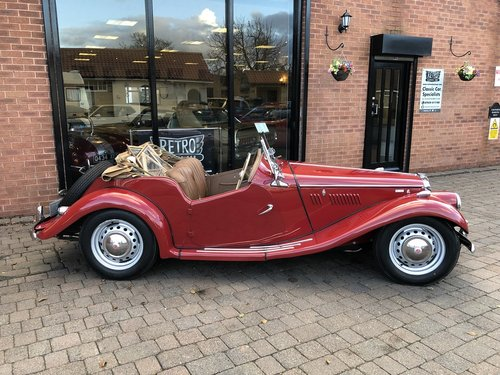 1954 MG TF 1500 - Full Restoration just completed SOLD (picture 4 of 6)
