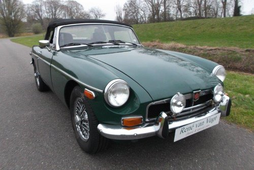 1974 MGB  For Sale (picture 1 of 6)