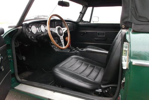 1974 MGB  For Sale (picture 4 of 6)