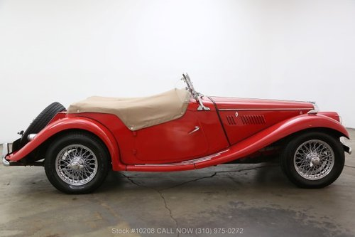1955 MG TF Right Hand Drive For Sale (picture 2 of 6)