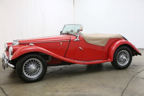 1955 MG TF Right Hand Drive For Sale (picture 3 of 6)