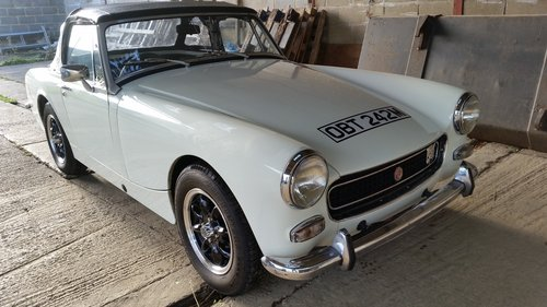 1973/M MG Midget MkIII offered by Mike Authers Classics SOLD For Sale (picture 1 of 6)