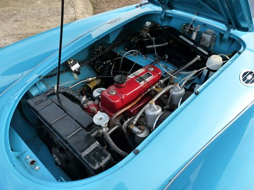 1956 MGA Roadster Mk1, MGB engine and  5 speed gearbox, SOLD SOLD (picture 4 of 6)