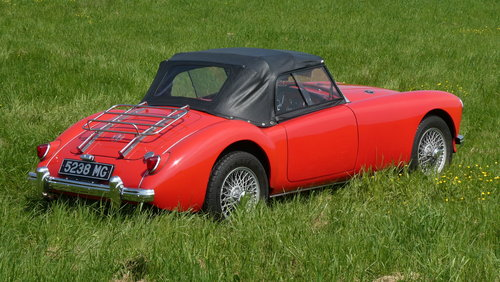 1957 MGA Roadster  SOLD (picture 4 of 6)