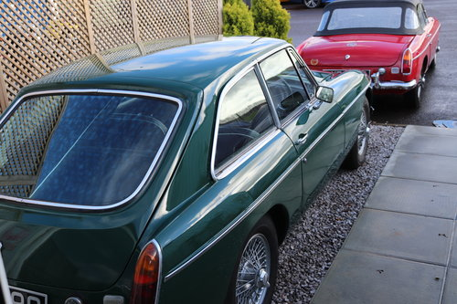 1970 MGB Roadsters and GT,Largest MGOC RECOMMENDED Stock. For Sale (picture 3 of 4)