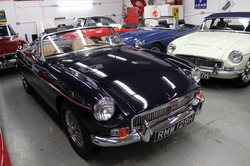 1970 MGB Roadsters and GT,Largest MGOC RECOMMENDED Stock. For Sale (picture 4 of 4)